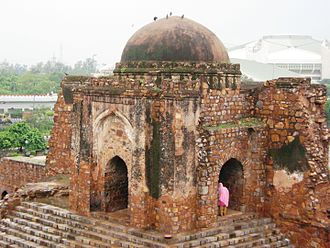 Feroz Shah Kotla - Jami Masjid