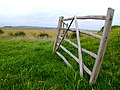 Old gate at Avebury Circle - geograph.org.uk - 475654.jpg