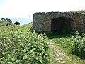 Old lime kiln above Little Tor - geograph.org.uk - 2416985.jpg