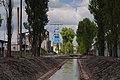 Olkusz-Pomorzany mine Chrobry headframe.jpg