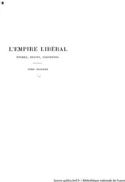 File:Ollivier - L'Empire libéral, tome 16.djvu