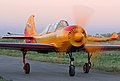 On a decline.Yak-52 RA-0332g taxing. (5084399378).jpg