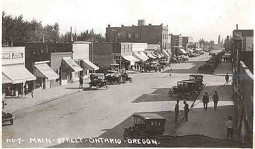 Ontario mailbbox