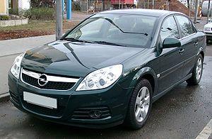 b Opel /b Vectra на Викискладе.
