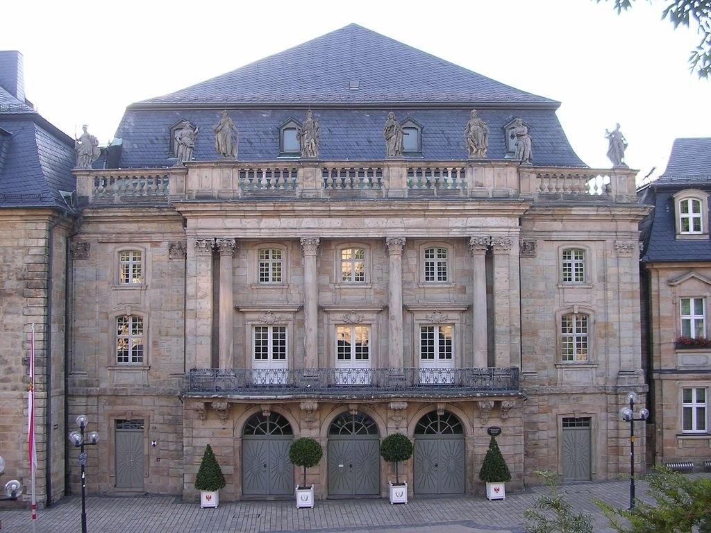 Markgräfliches Opernhaus Bayreuth (UNESCO-Welterbe)
