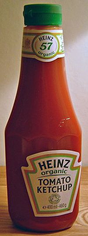 The largest distributor of ketchup in the worl...