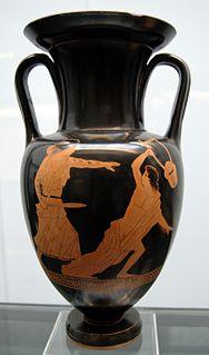 Ancient Greek vase painter