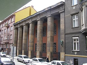 History of the Jews in Slovakia - Orthodox synagogue in Bratislava