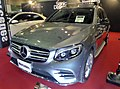 Osaka Auto Messe 2018 (525) - Mercedes-Benz GLC220d 4MATIC Sports (X253) with Sonic Design Sound Suite.jpg