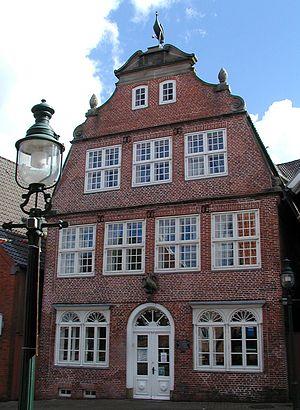Otterndorf - The Crane House, Otterndorf