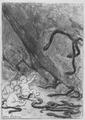 Otto Sinding Der lå de tre barna og lekte med ormer og padder.png