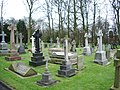 Our Lady and All Saints RC Church, Parbold, Graveyard - geograph.org.uk - 702736.jpg