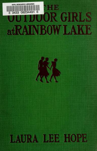 File:Outdoor Girls at Rainbow Lake.djvu