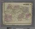 Outline Map of Delaware Co. New York NYPL1582951.tiff