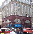 Oxford Circus tube station - Bakerloo line entrance.jpg