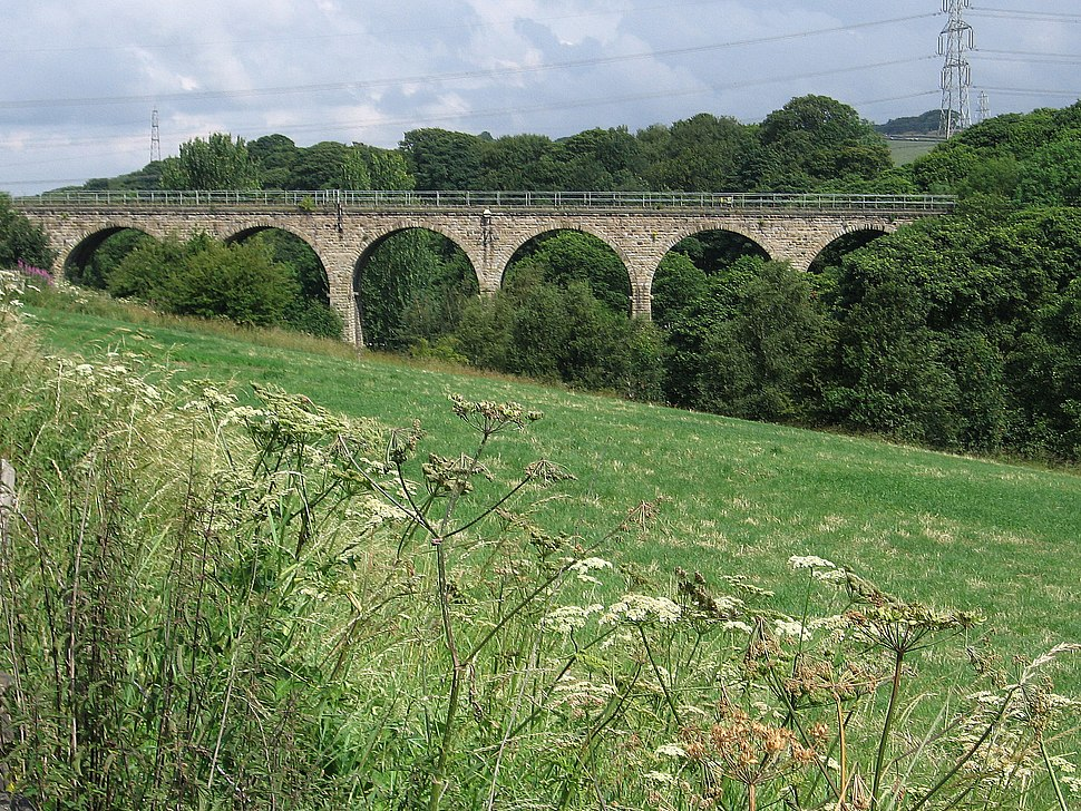 Oxspring - Viaduct (Geograph-2519542-by-Dave-Bevis)