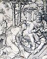 Pèlerins au repos (Musée national du Moyen Âge) (15518715258).jpg