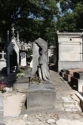 Tomb of Victor-Alexandre Boudet (1818-1896)
