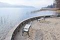 Pörtschach Halbinsel Landspitz Rondeau mit Parkbänken 01012013 547.jpg