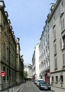 Image illustrative de l'article Rue de Jouy
