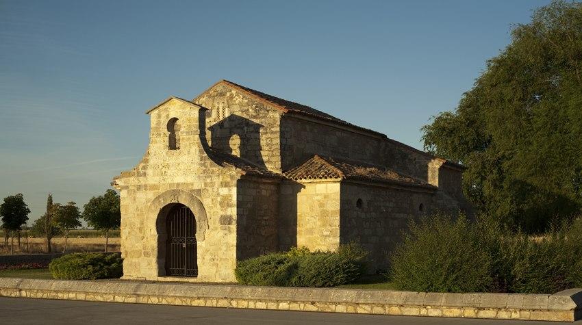 PM 17612 E Banos de Cerrato basilica