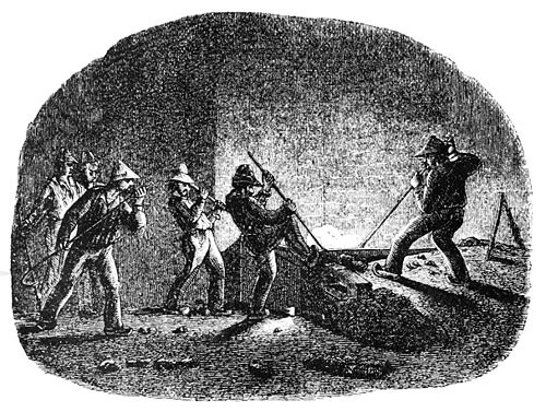PSM V38 D176 Removing a ball from a catalan forge.jpg