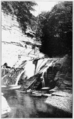 PSM V68 D398 Greentree falls in six mile creek near ithaca.png