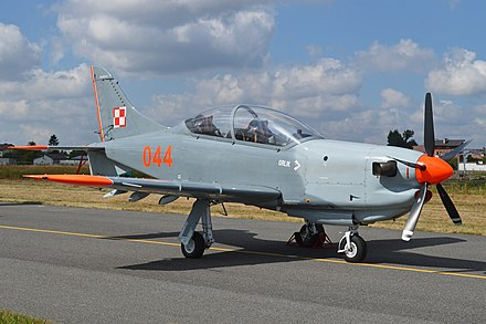 PZL-130 Orlik - WikiMili, The Free Encyclopedia