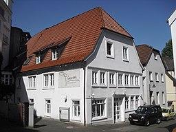 Paderberg in Paderborn