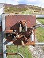 Padlocks on Gate - geograph.org.uk - 352438.jpg