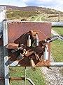 Padlocks on Gate - geograph.org.uk - 352438.jpg