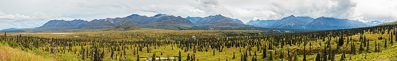 Paisaje en Sutton, Alaska, Estados Unidos, 2017-08-22, DD 98-106 PAN.jpg
