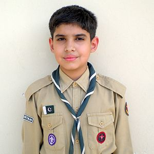 Pakistan Boy Scouts Association - Pakistani Scout