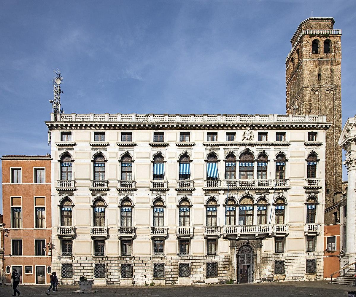 Palazzo labia wikipedia for Planimetrie del palazzo con sala da ballo