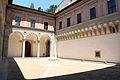 Palazzo ducale di gubbio, cortile 02.JPG