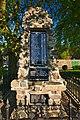 Památník padlým ve světových válkách, Štěpánov nad Svratkou, okres Žďár nad Sázavou.jpg