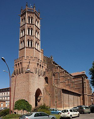 Roman Catholic Diocese of Pamiers - Pamiers Cathedral