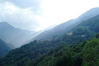 Paisco Loveno Comune in Lombardy, Italy