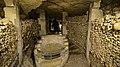 Panorama of Catacombes de Paris (22487251731).jpg