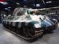 "Panzerkampfwagen VI Ausf. B ""Tiger II, Tiger B, Königstiger, (Sd. Kfz. 182)Tanks in the Musée des Blindés, France, pic-2.JPG"