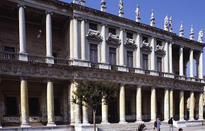 Palazzo Chiericati - Image: Paolo Monti Servizio fotografico (Vicenza, 1980) BEIC 6334766
