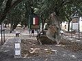 Parco delle Rimembranze, monumento alla Brigata Sassari.jpg