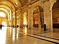 Paris, France. PALAIS DE LA JUSTICE (Salle des pas perdus) (PA00085991) (2).jpg