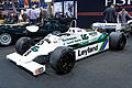 Paris - Retromobile 2014 - Williams FW07C-D - 1981 - 004.jpg