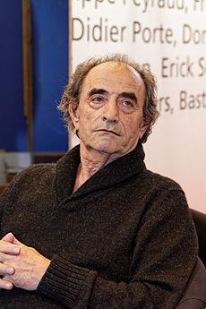 Paris - Salon du livre 2012 - Richard Bohringer - 001.jpg