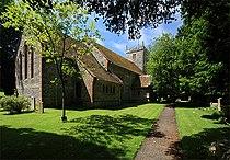 Parish Church of St Pancras - Alton Pancras - geograph.org.uk - 887132.jpg