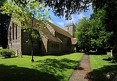 Parish Church of St Pancras - Alton Pancras - geograph.org.uk - 887132.jpg