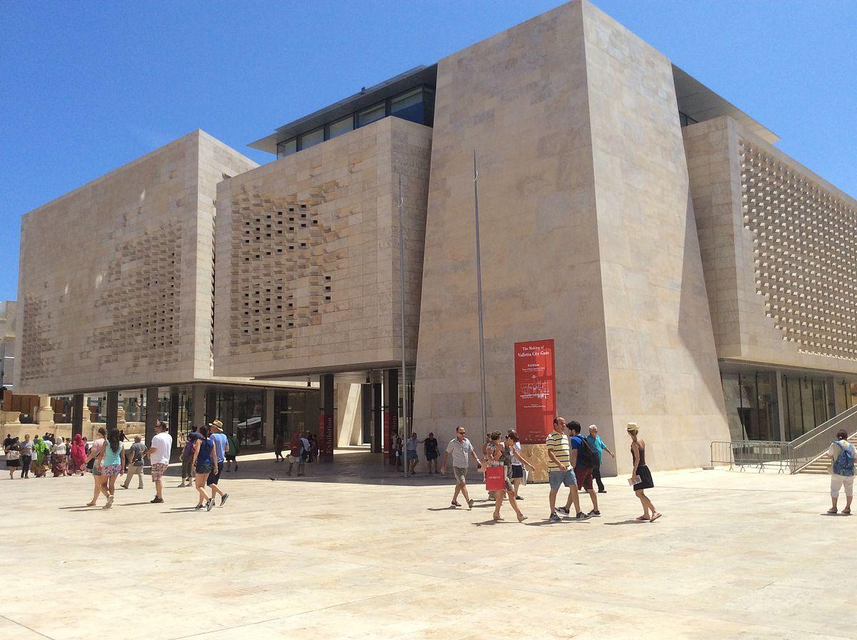 Parlamento di malta wikipedia for Parlamento sede