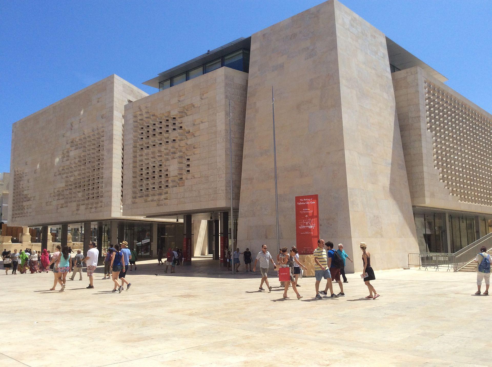 Parlamento di malta wikipedia for Parlamento wikipedia
