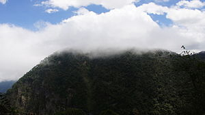 San Antonio del Tequendama - Chicaque Natural Park